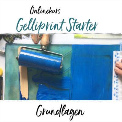 Gelliprint Starter - Grundlagen